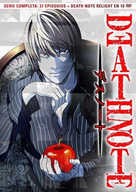 Death Note – Edición Integral DVD