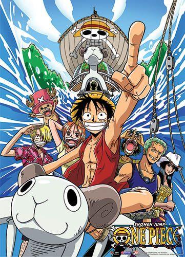 One Piece llega a Crunchyroll - Ramen Para Dos