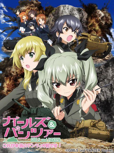 Girls-und-Panzer-Kore-ga-honto-no-Anzio-sen-desu