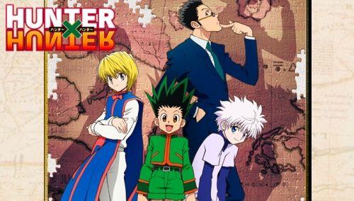 El anime de hunter x hunter se tomar un descanso en el for En hunter x hunter