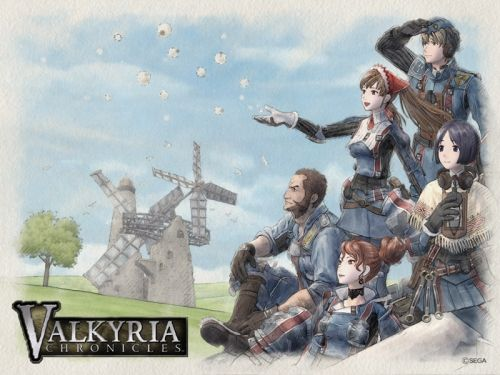 normal_Valkyria_Chronicles
