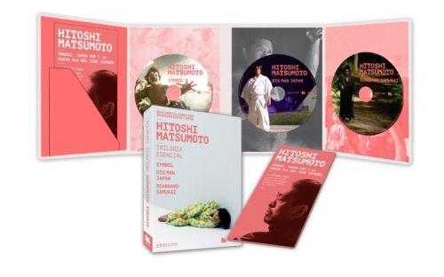 Trilogía esencial de Hitoshi Matsumoto DVD