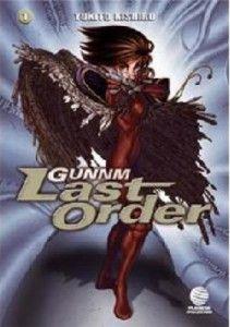 gunmm last order