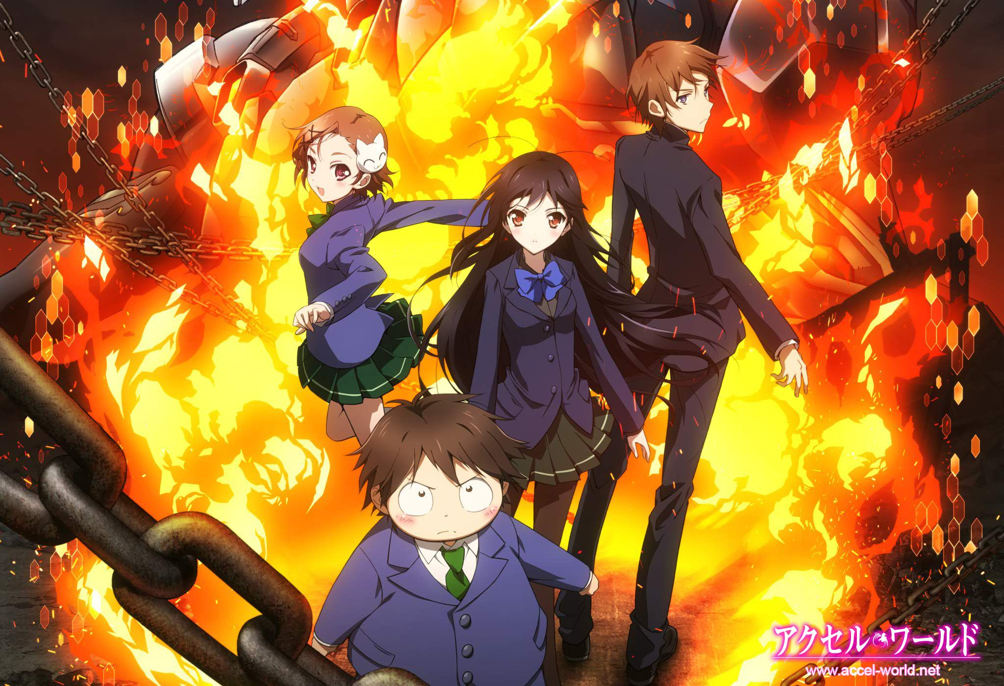 Accel World Accel-World
