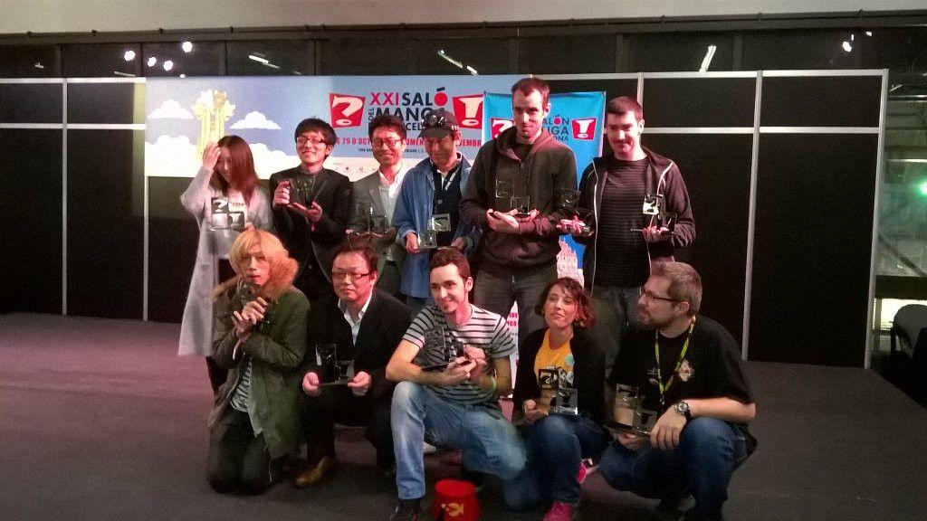 salon manga barcelona premios