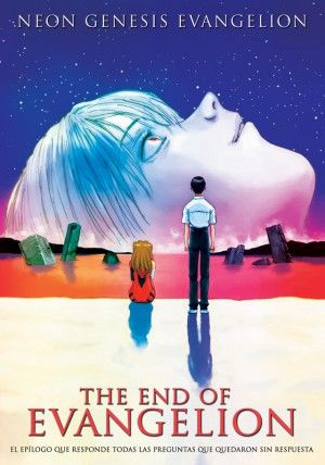 Neon Genesis Evangelion: The End Of Evangelion DVD