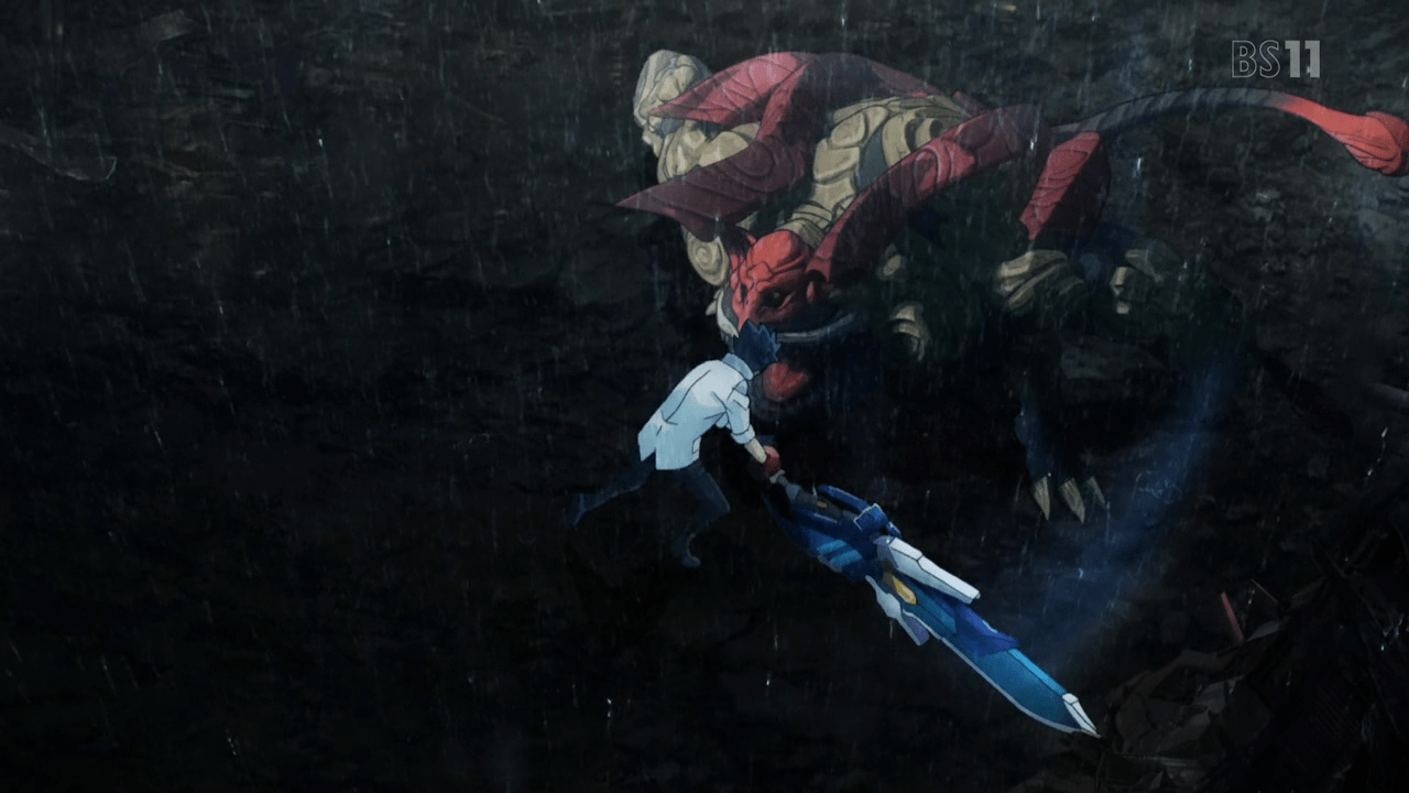 GodEater8