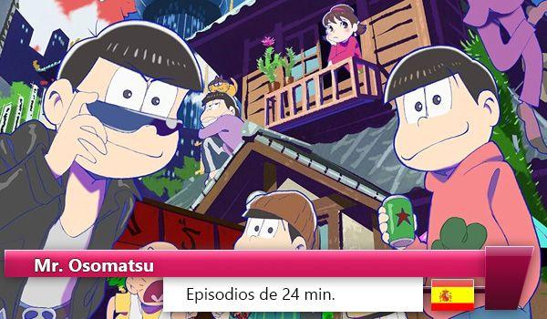 Mr Osomatsu_simulcast