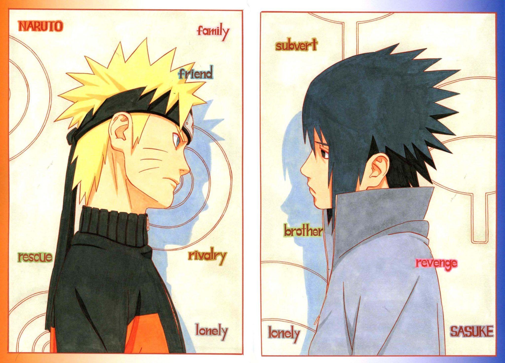 Fechas de lanzamientos de naruto ramen para dos - Image naruto sasuke ...