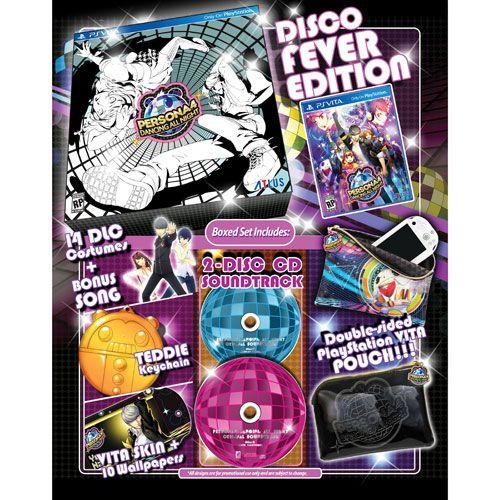 Persona 4 Dancing All Night Ed coleccionista