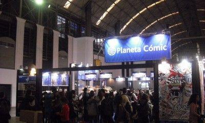 stand Planeta XXI Salon Manga BCN