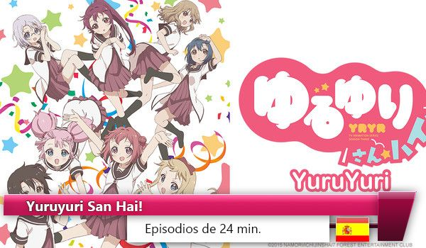 Yuruyuri 3_simulcast