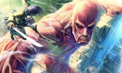 ataque a los titanes ilustracion
