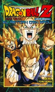 Dragon Ball Z- El retorn d'en Broly