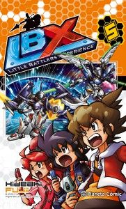 Little Battlers Experience (LBX) #5