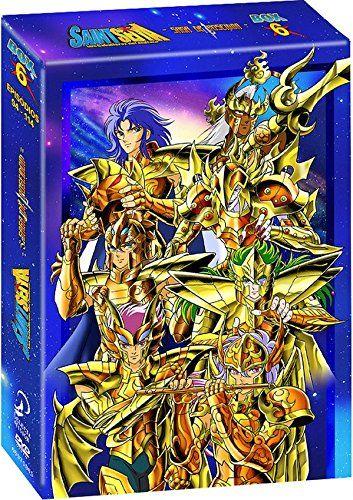 Saint Seiya Box 6 BD