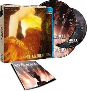Ghost In The Shell – Edición Coleccionista 20º Aniversario