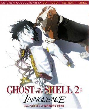 Ghost In The Shell 2: Innocence – Edición Coleccionista