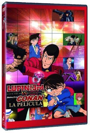 Lupin vs. Detective Conan DVD
