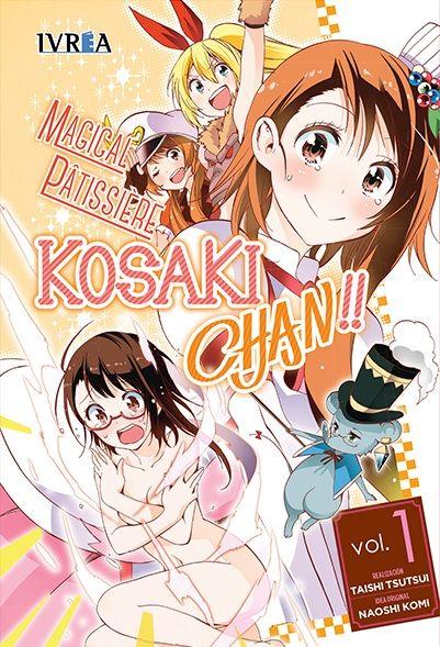 Magical Pattisiere Kosaki-chan ivrea 1