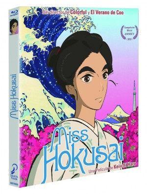 Miss Hokusai – Edición Coleccionistas