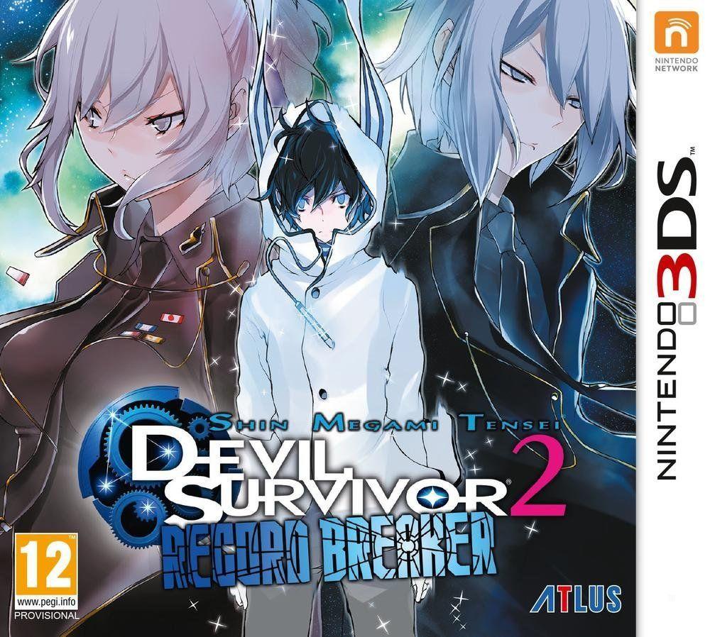 Shin Megami Tensei Devil Survivor 2: Record Breaker 3DS