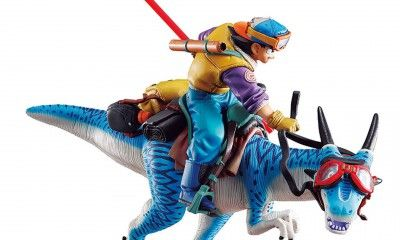 Figura Son Goku 01 Real McCOY