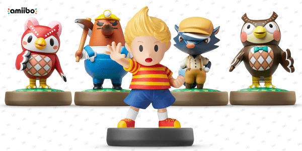 amiibo animal-crossing