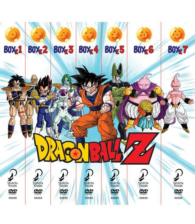 dragon ball Z serie completa