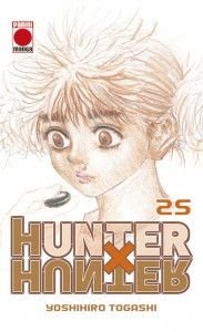 Hunter X Hunter 25