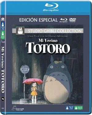 Mi Vecino Totoro BD