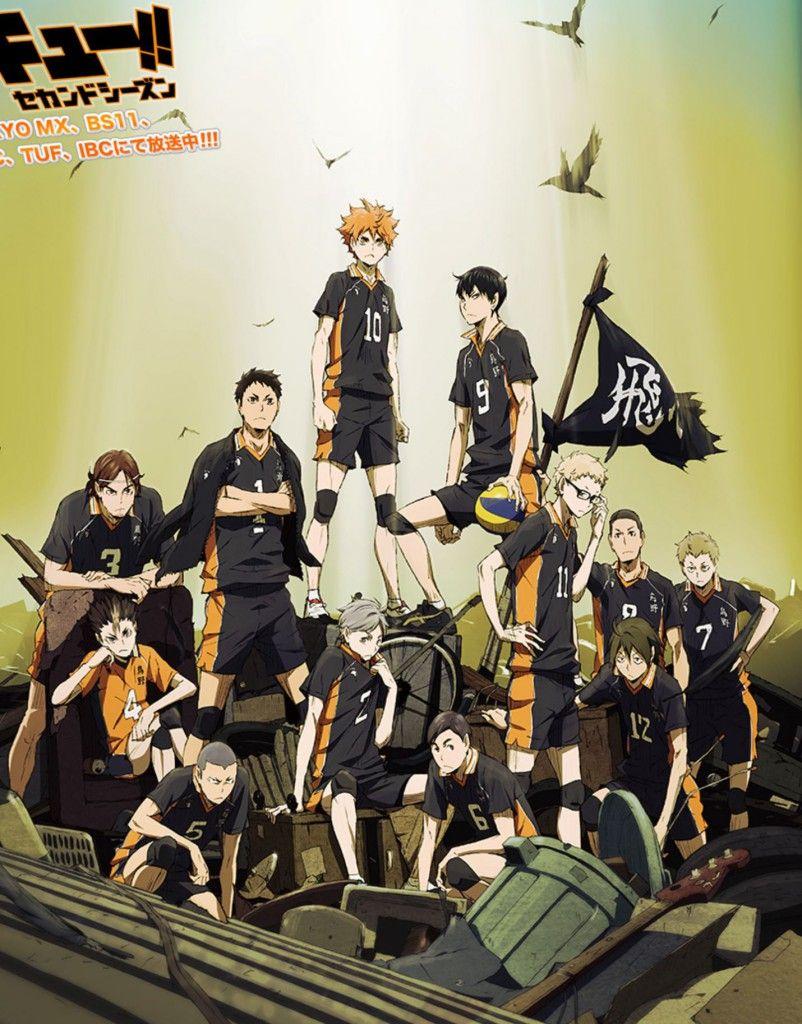 Haikyu-Second-Season