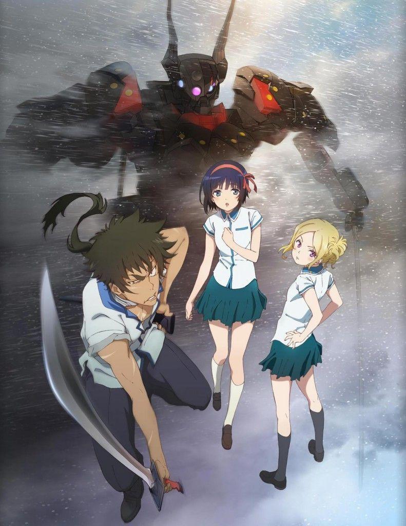 Kurokumuro key anime