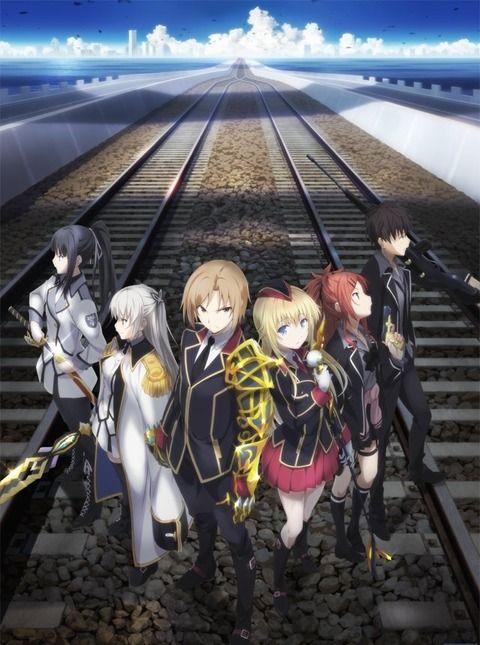 Qualidea Code key anime
