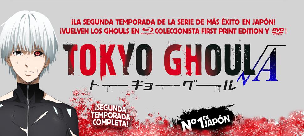 Tokyo Ghoul 2 20 enero
