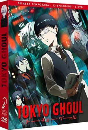 Tokyo Ghoul DVD