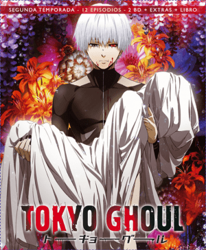 Tokyo Ghoul √A Edición Coleccionista