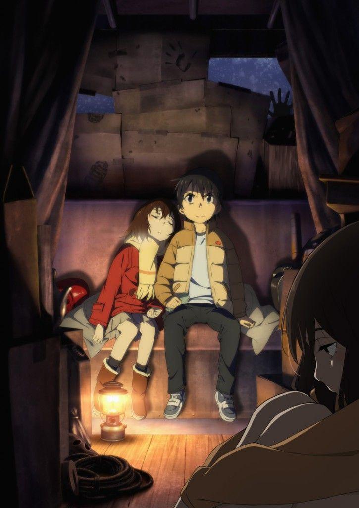 desaparecido anime 2