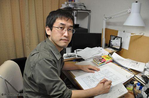 junji-ito-office