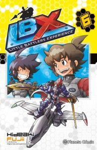 Little Battlers Experience (LBX) #6