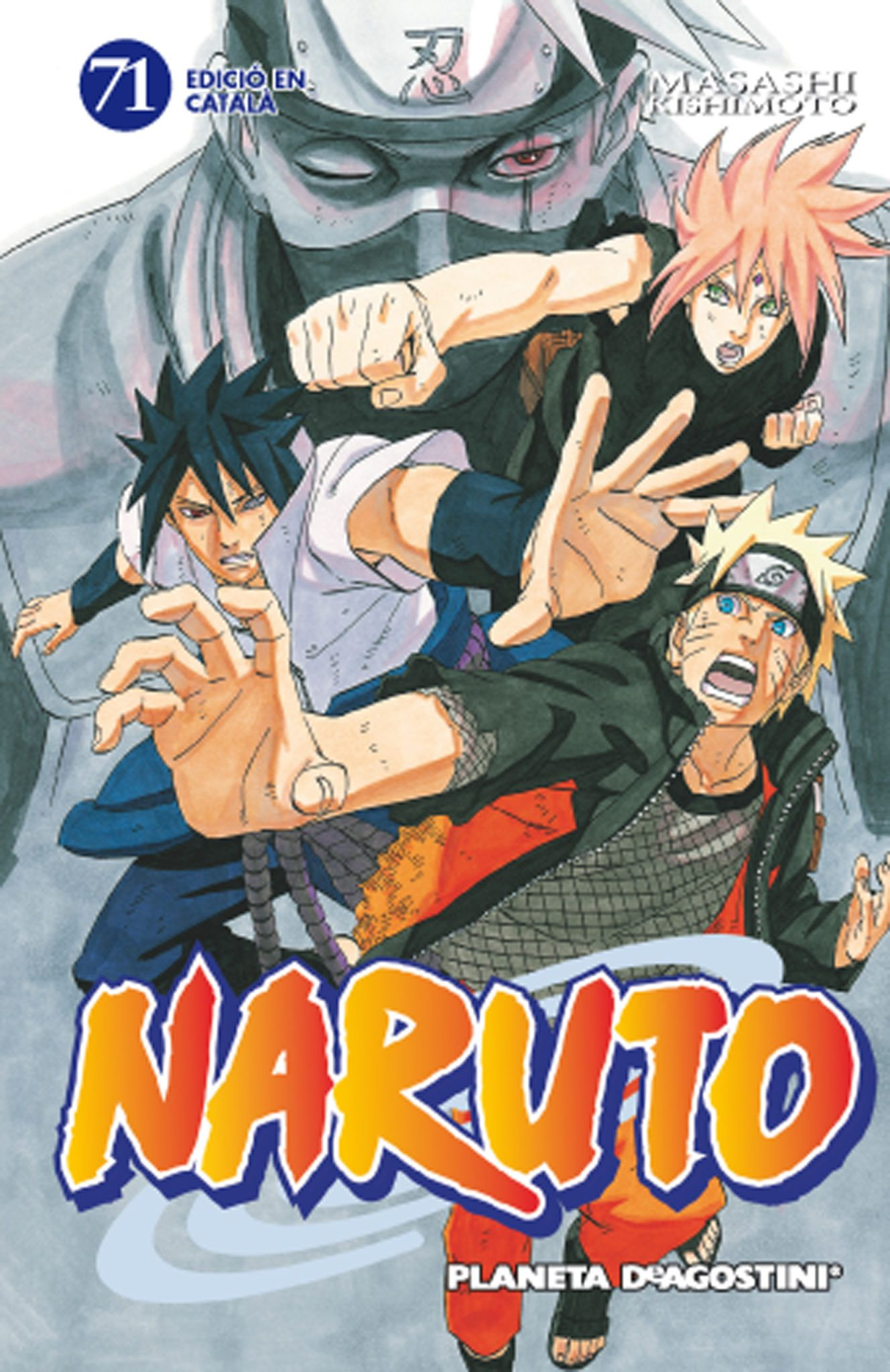 Naruto Català #71
