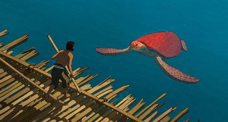 the red turtle anime