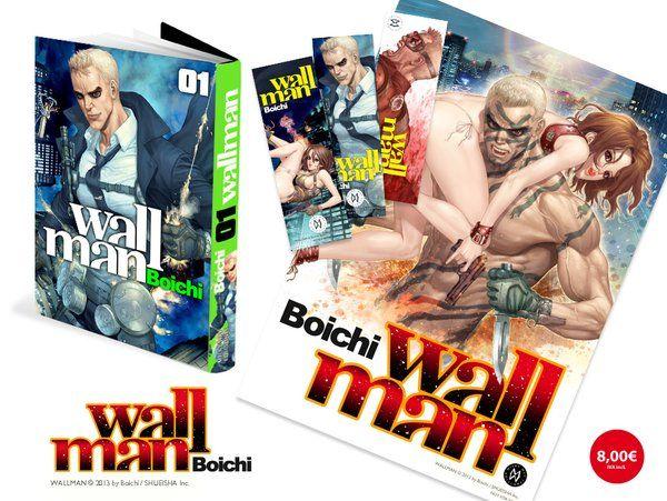wallman promo