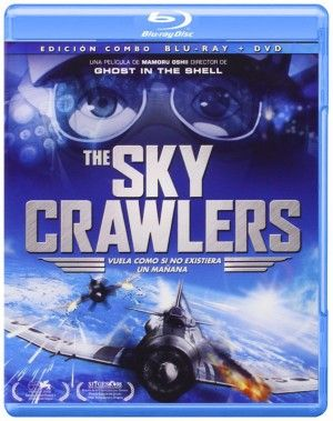 The Sky Crawlers – Edición Combo