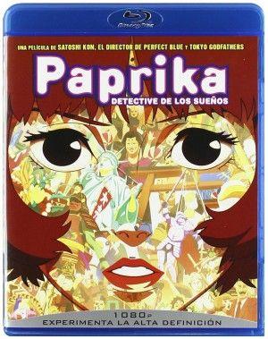 Paprika: Detective de los sueños BD