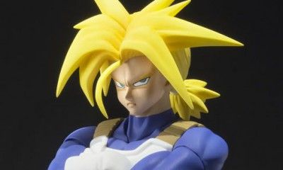 TRUNKS SUPER SAIYAN / SH FIGUARTS