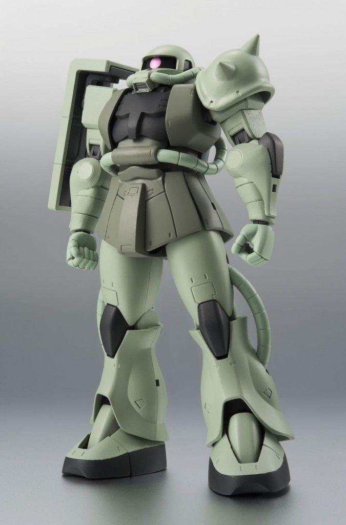 MS-06 ZAKU II / MS GUNDAM ROBO