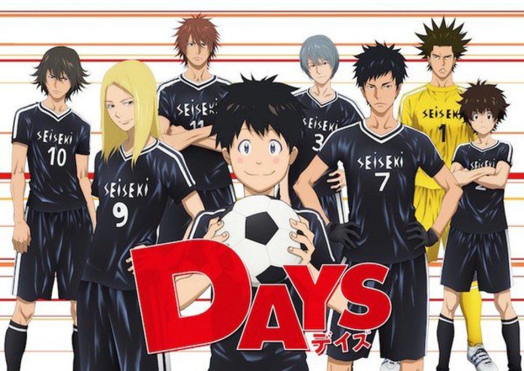 DAYS anime