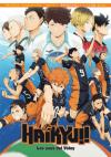 Haikyu!! Los Ases del Vóley Temporada 1 DVD