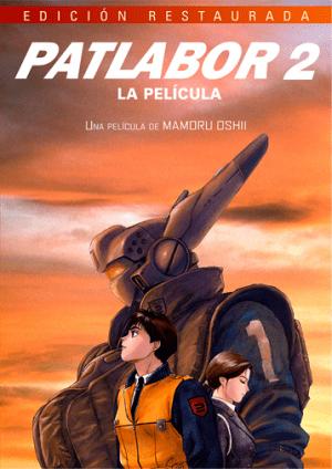Patlabor 2: La película (DVD)